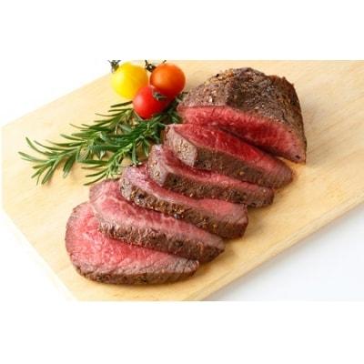 山形牛ローストビーフと山形牛100%ハンバーグのセット 0103-020