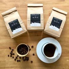【厳選品】KASUGAコーヒー×Nanの木 おうちカフェ飲み比べセット たっぷり600g【豆】