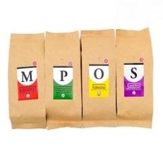 レギュラーコーヒー4種セット500gx4種(豆) B640