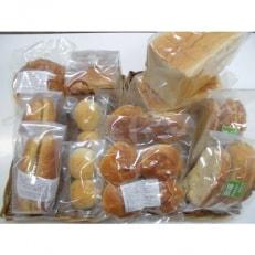 のおがた山里の手作りパン詰め合わせ12品