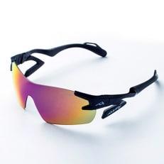 鼻パッドのないサングラス「エアフライ」最新型AF-301 C-3 ブラック
