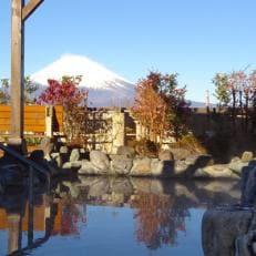 富士八景の湯 ご招待券(3時間券)5枚
