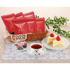 八女星野産和紅茶ティーバッグ 2g×10P入 6袋