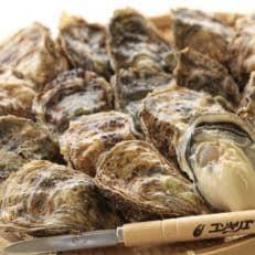 厚岸産殻牡蠣 『丸えもんL-size 18個入り』