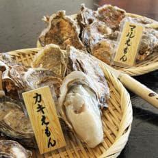 厚岸産『カキえもん』『丸えもん』食べ比べセット