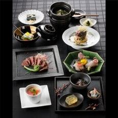 「東京・銀座」花蝶 特別ディナー「上天草会席ペア」コースお食事券(2名様1組)