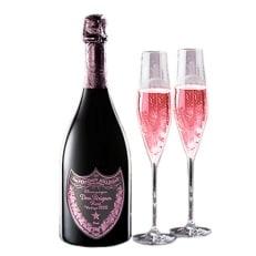 ドンペリニヨン ロゼ 2005【ペアグラス付】シャンパン