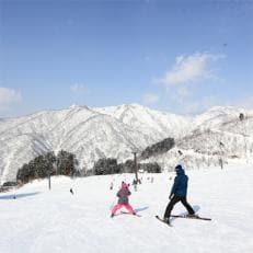 スキー場シーズン券(セイモア)