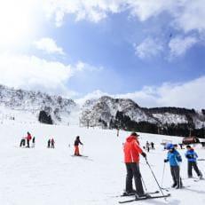 スキー場シーズン券(一里野)