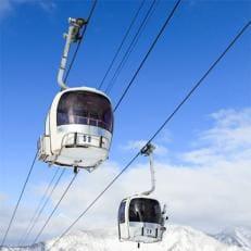 スキー場共通リフト1日券×2枚