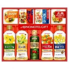 味の素 調味料&オイル(食用油)セットA