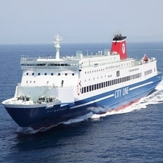 海上移動ホテル(エコノミー1名)1泊2食付(大阪⇔福岡いずれか片道)