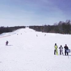 天栄村内スキー場利用券1名分(リフト1日券+食事券付き)