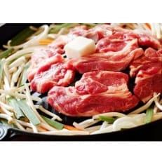 北海道民定番「ラムスライス」&「ラムしゃぶ」づくしセット タレ430g×1本