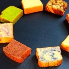 超低糖・糖質1g以下しかもグルテンフリー8種のパウンドケーキ16個と飲みやすいハーブティーのセット