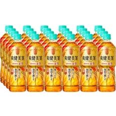 爽健美茶 健康素朴の麦茶(600mlPET×24本) H059