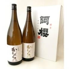 阿櫻 かまくら(純米・本醸造)味比べセット