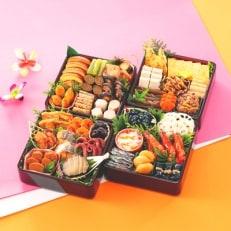 カモ井食品のおせち 『彩』 31品