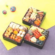 カモ井食品のおせち 『葵』 24品