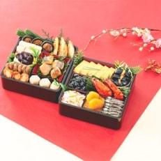 カモ井食品のおせち 『紅梅』 15品