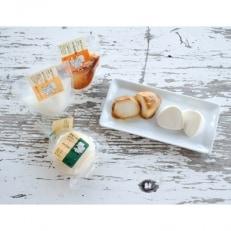 <明治30年創業の牛乳屋・牧成舎>飛騨のチーズセット(3個入り)