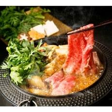 【A5ランク佐賀牛】三栄の佐賀牛モモ肉スライス(約500g)