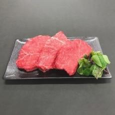 熊野牛 赤身ステーキ 200g×3枚