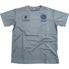 【自衛隊Tシャツ】日の丸陸自・メンズLサイズ