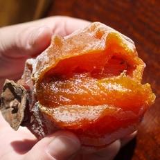 【冬季限定】半熟枯露柿「蜜六花 みつろっか」特選3号6個入 山梨産ドライフルーツ