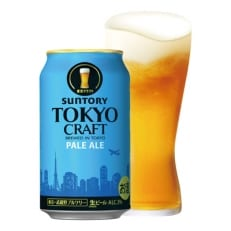 東京クラフト(ペールエール)350ml×1ケース(24本)タオル付 B548