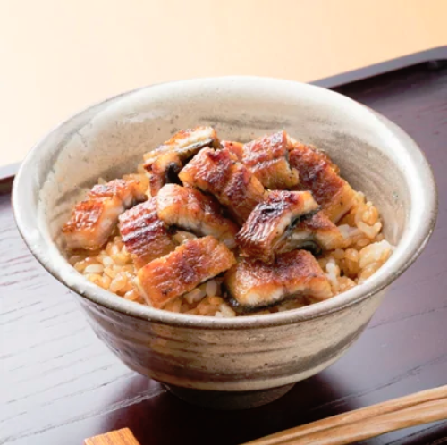 浜名湖産蒲焼を食べやすい刻んだタイプ
