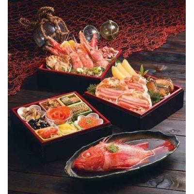 【お正月準備】おせち「北の漁師膳」とクラフトビール6本