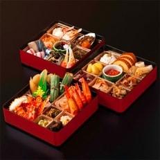北海道のおせち 6.5寸3段重
