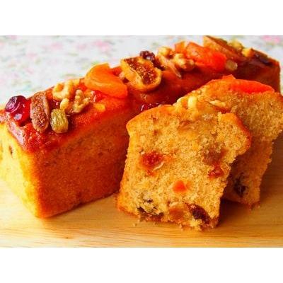 【お試しにどうぞ】甘音(あまね)のドライフルーツのパウンドケーキ 1本♪ sat995