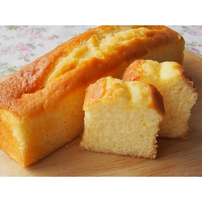 【お試しにどうぞ】甘音(あまね)の焦がしバターの塩パウンドケーキ 1本♪sat996