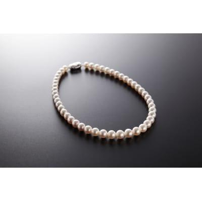 明浜産真珠ネックレス「つなぐ」