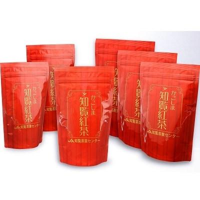 美味しい和紅茶!知覧紅茶ティーバッグ6袋セット