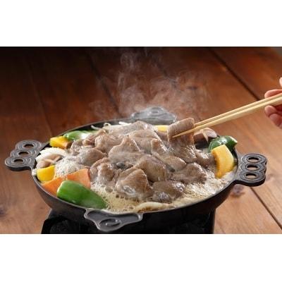 【ジンギスカンの老舗】滝川市のお礼品の中で1番人気の特上ラムセット