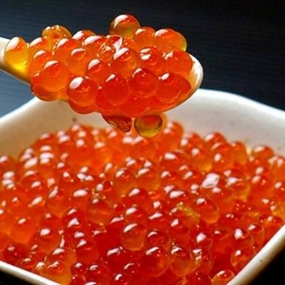 【北海道根室産】<鮭匠ふじい>いくら醤油漬60g×3P(小分け) SA-23013