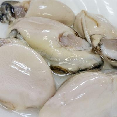 【ぷりっぷりで濃厚!剥きたて発送!!】釧路管内産・剥き牡蠣200g[Ka402-A114]
