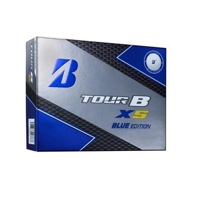 ゴルフボール「TOUR B XS BLUE EDITION」 1ダース