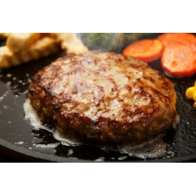 無添加・博多和牛100%ハンバーグ(ジャポネソース付)