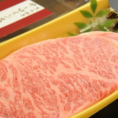 【最高ランク5等級】鹿児島県産黒毛和牛サーロインステーキ3枚セット