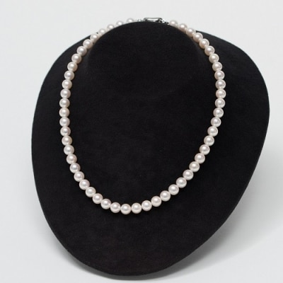 7.5~8mmアコヤ真珠ネックレス