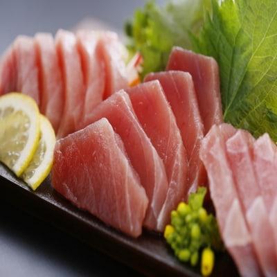 定期便(6ケ月)鹿児島産黒豚&新鮮なマグロ・カツオ