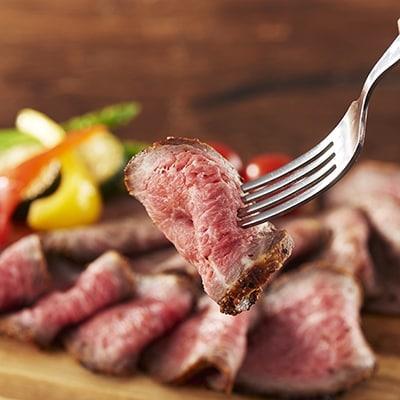 (3ケ月待ち)飛騨牛A5等級ローストビーフ もも肉 300g