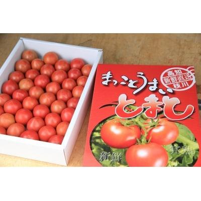 水田さんのまっことうまいトマト