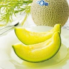 美味果物(うまかもん)九州アールスメロン 1玉