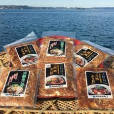 海の幸 海鮮醤油漬けセット