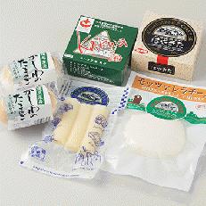 安平町特産品セット (チーズセット&かしわのたまご)